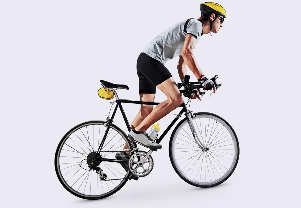 Fan-Bike Ełk - rowery i hulajnogi - rowerzysta 1 - Fan-Bike